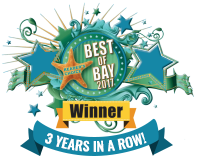 Best of Bay 2017, 2016, 2015 - Best Attorney in Bay County